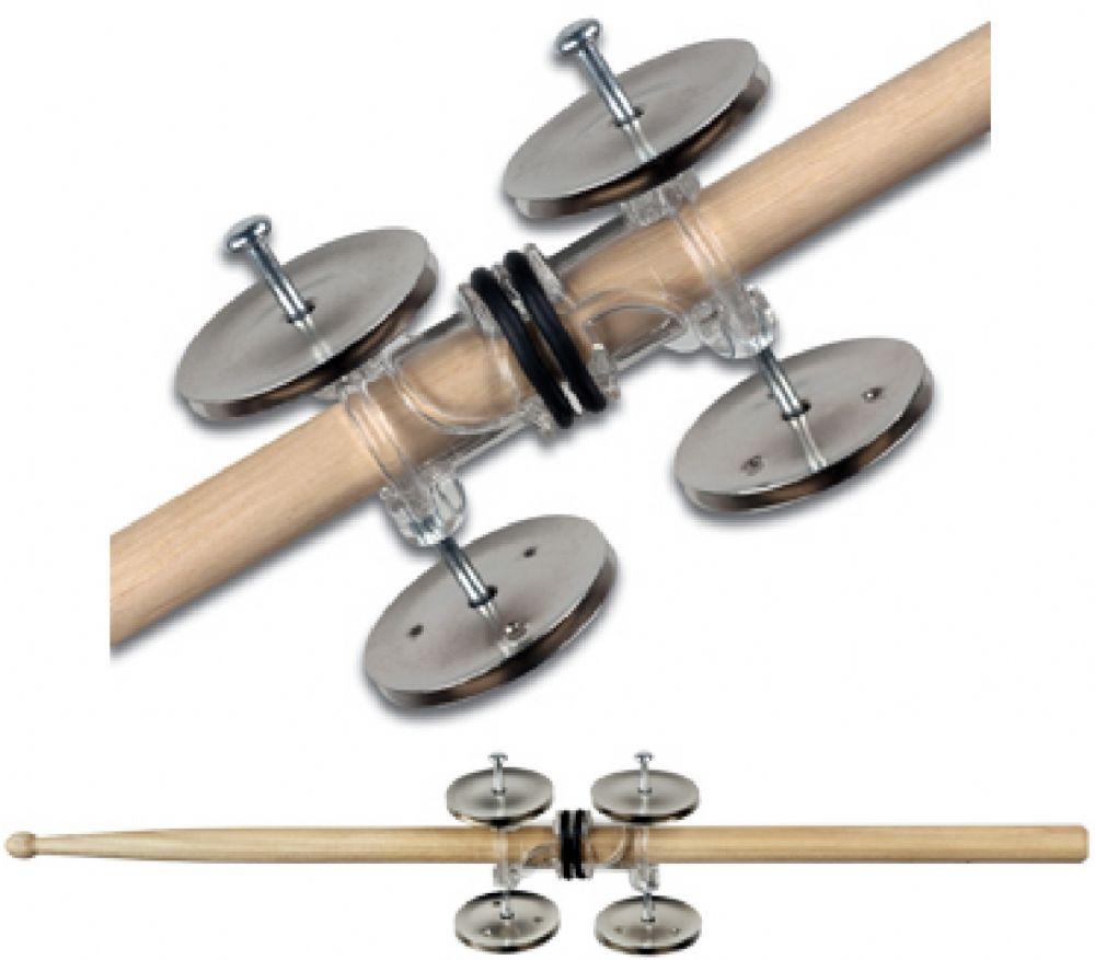 Rhythm Tech Rt1412 Stick Jingler Drumstick Tambourine